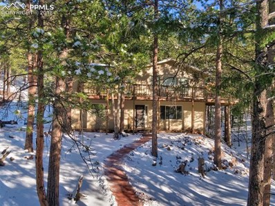 1167 Forest Hill Road, Woodland Park, CO 80863 - MLS#: 3780138