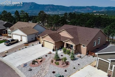 19838 Talking Rock Heights, Monument, CO 80132 - MLS#: 3784984