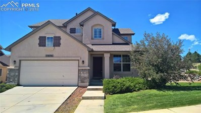11876 Blueridge Drive, Colorado Springs, CO 80921 - MLS#: 3787550