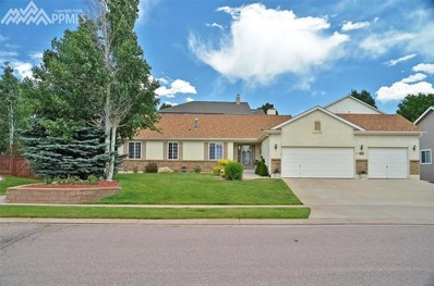 5447 Wells Fargo Drive, Colorado Springs, CO 80918 - MLS#: 3795778