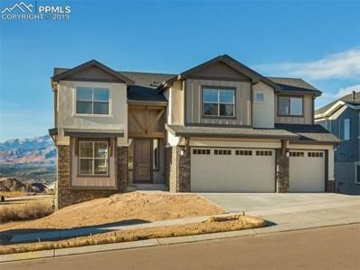 11788 Spectacular Bid Circle, Colorado Springs, CO 80921 - MLS#: 3797843