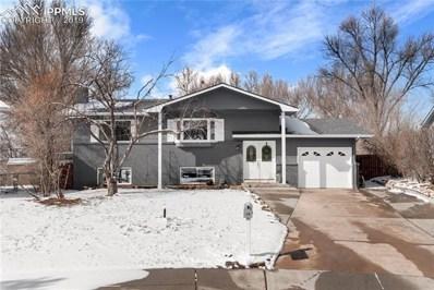 419 Squire Court, Colorado Springs, CO 80911 - MLS#: 3801827