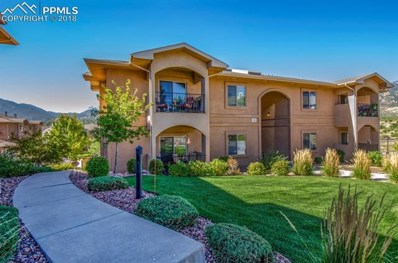 1510 Little Bear Creek Point UNIT 204, Colorado Springs, CO 80904 - MLS#: 3808044