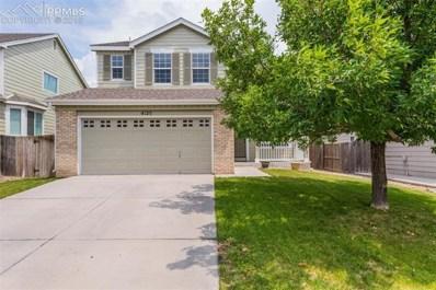 4125 Fellsland Drive, Colorado Springs, CO 80922 - MLS#: 3812247