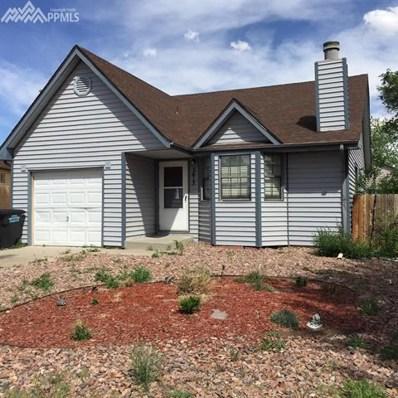 3413 W Monica Drive, Colorado Springs, CO 80916 - MLS#: 3815553