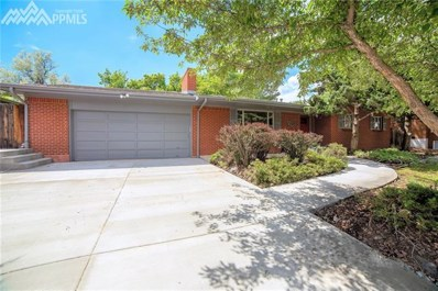 508 Orion Drive, Colorado Springs, CO 80906 - MLS#: 3824857