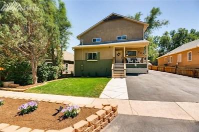 23 W Brookside Street, Colorado Springs, CO 80905 - MLS#: 3832849