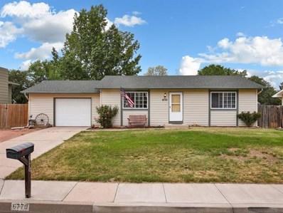 6770 Goldfield Drive, Colorado Springs, CO 80911 - MLS#: 3839267