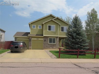985 Winebrook Way, Fountain, CO 80817 - MLS#: 3843153