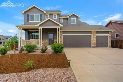 2254 Bucolo Avenue, Colorado Springs, CO 80951 - MLS#: 3850534