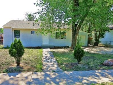 607 Lynn Avenue, Colorado Springs, CO 80905 - MLS#: 3858724