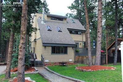 640 W Gunnison Avenue, Woodland Park, CO 80863 - #: 3861701