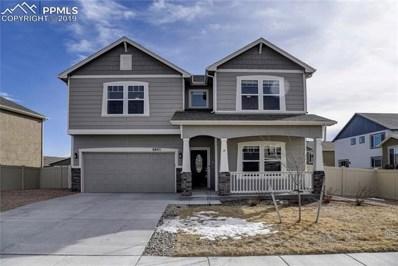 8845 VanDerwood Road, Colorado Springs, CO 80908 - MLS#: 3864077