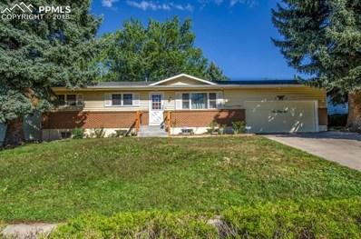 1036 Doyle Place, Colorado Springs, CO 80915 - MLS#: 3868047