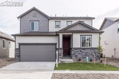 6175 Jorie Road, Colorado Springs, CO 80927 - MLS#: 3868727