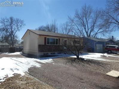 4395 N Blissful Circle, Colorado Springs, CO 80917 - MLS#: 3870244