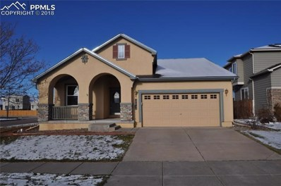 7547 Quiet Pond Place, Colorado Springs, CO 80923 - MLS#: 3872403