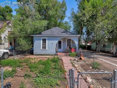 130 E Brookside Street, Colorado Springs, CO 80905 - MLS#: 3874060
