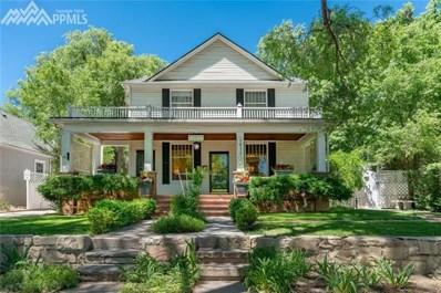 1034 E Platte Avenue, Colorado Springs, CO 80903 - MLS#: 3886761