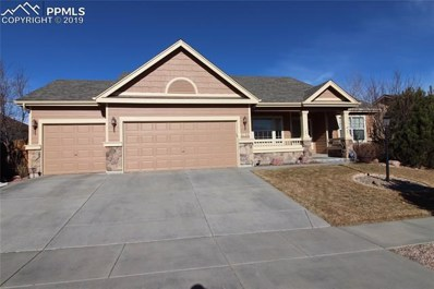 5790 Whiskey River Drive, Colorado Springs, CO 80923 - MLS#: 3900044