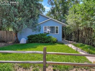 909 E Costilla Street, Colorado Springs, CO 80903 - MLS#: 3908650