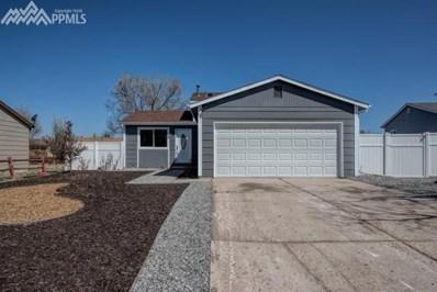 3265 Foxridge Drive, Colorado Springs, CO 80916 - MLS#: 3912967