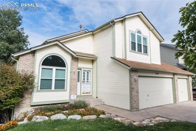 6140 Rangeland Place, Colorado Springs, CO 80918 - MLS#: 3916488