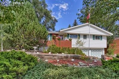 2209 Patrician Way, Colorado Springs, CO 80909 - MLS#: 3916942