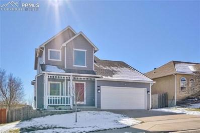 1031 Whistler Hollow Drive, Colorado Springs, CO 80906 - MLS#: 3929660