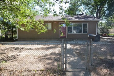1131 Norwood Avenue, Colorado Springs, CO 80905 - MLS#: 3941153
