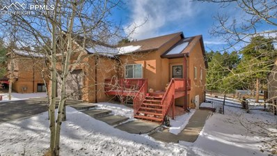 1120 Ptarmigan Drive, Woodland Park, CO 80863 - MLS#: 3947506