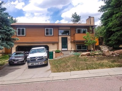 5124 Solar Ridge Drive, Colorado Springs, CO 80917 - MLS#: 3947692