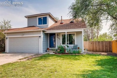 4698 Cassidy Street, Colorado Springs, CO 80911 - MLS#: 3954987