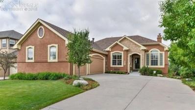 2313 Cinnabar Road, Colorado Springs, CO 80921 - MLS#: 3957771