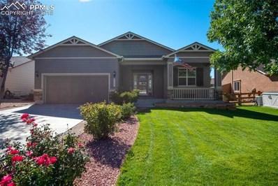 5178 Barnstormers Avenue, Colorado Springs, CO 80911 - MLS#: 3958962