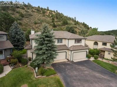 2265 Palm Drive UNIT C, Colorado Springs, CO 80918 - MLS#: 3959198