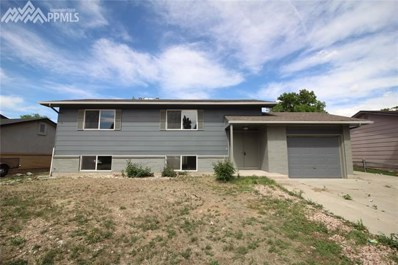 7356 Colonial Drive, Fountain, CO 80817 - MLS#: 3970754