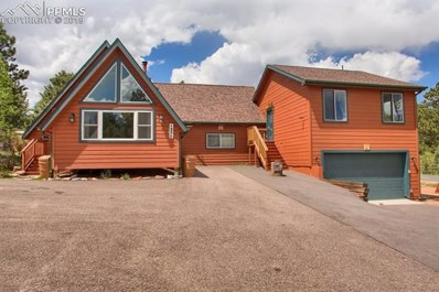 1255 Michael Lane, Woodland Park, CO 80863 - #: 3972424
