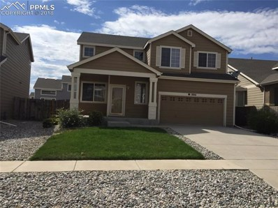 1806 Capital Drive, Colorado Springs, CO 80951 - MLS#: 3976841