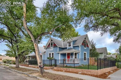 123 S 15th Street, Colorado Springs, CO 80904 - MLS#: 3978271