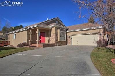 1624 Barefoot Heights, Colorado Springs, CO 80919 - MLS#: 3979914