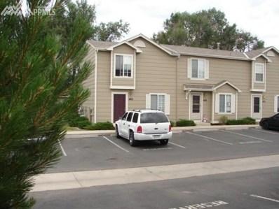 488 Kitfield View, Colorado Springs, CO 80916 - MLS#: 3981042
