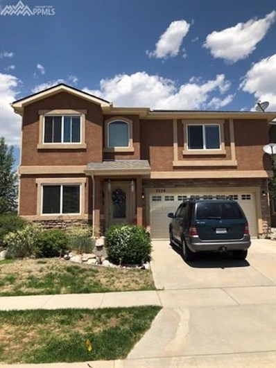 7554 Stetson Highlands Drive, Colorado Springs, CO 80923 - MLS#: 3981441