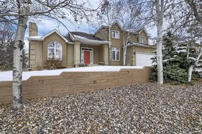 3970 Saddle Rock Road, Colorado Springs, CO 80918 - MLS#: 3989467