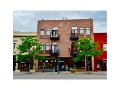 108 N Tejon Street UNIT D, Colorado Springs, CO 80903 - MLS#: 3989633