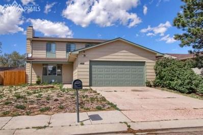 4312 Moonbeam Drive, Colorado Springs, CO 80916 - MLS#: 3992970