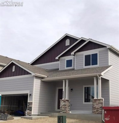 9825 Rubicon Drive, Colorado Springs, CO 80925 - MLS#: 3998413