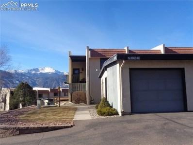 1142 Fontmore Road UNIT A, Colorado Springs, CO 80904 - MLS#: 4010233