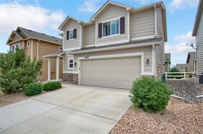 3747 Swainson Drive, Colorado Springs, CO 80922 - MLS#: 4010776