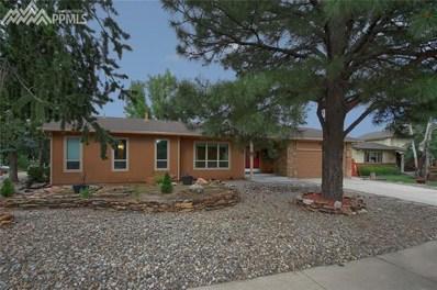 440 Grey Eagle Drive, Colorado Springs, CO 80919 - MLS#: 4014183
